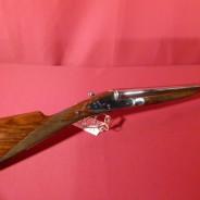 Fusil calibre 12 à platine