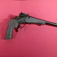 Pistolet 454 Casull